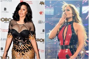 Everything We Know About That Super Secret Jennifer Lopez and Cardi B Collaboration