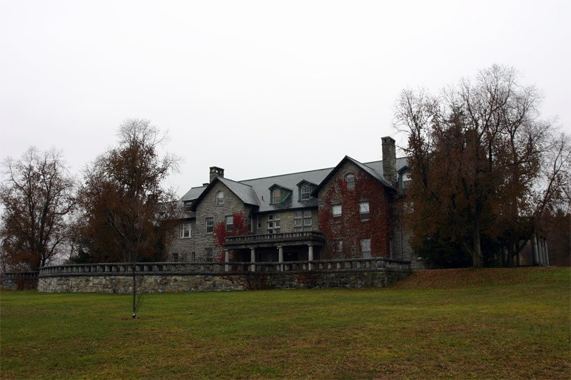 Jennings Hall at Bennington College