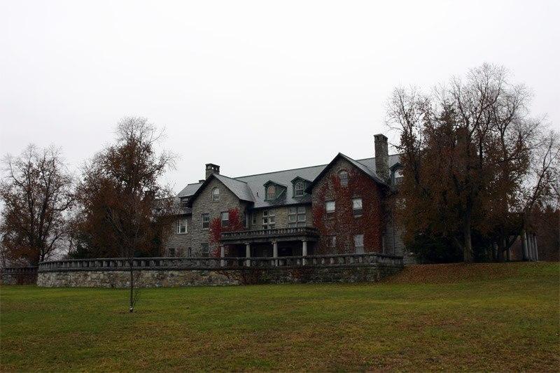 Jennings Hall at Bennington College