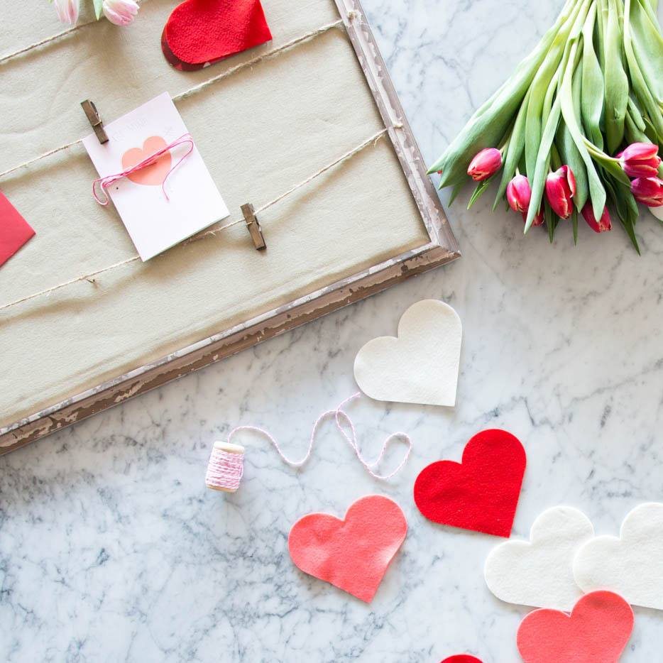 Joanna Gaines Valentines cards