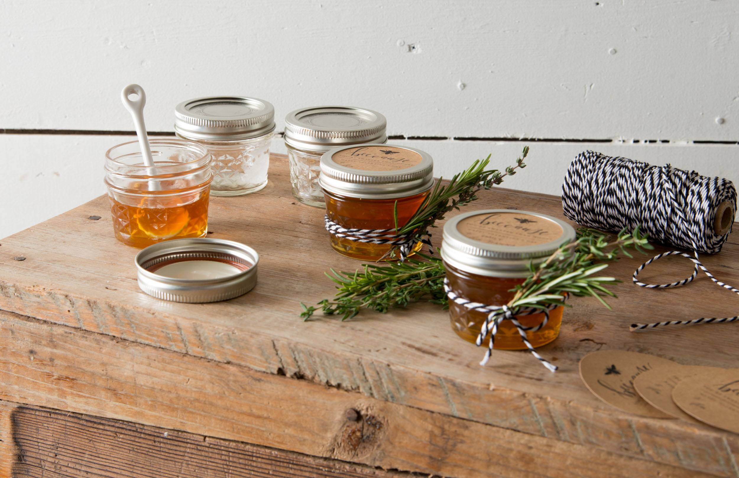 Joanna Gaines honey jars