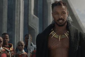 Michael B. Jordan Really Wanted To Play This 'Black Panther' Role