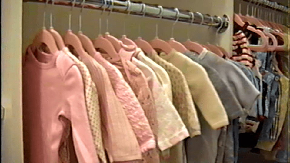 Kylie Jenner baby clothes