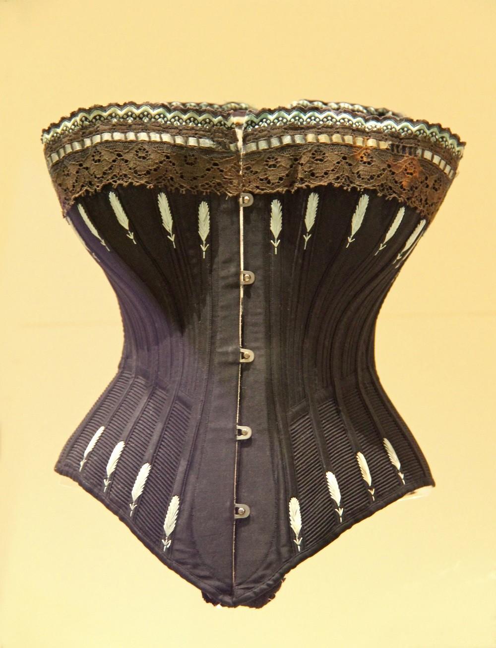 Vintage Ladies Support Corset