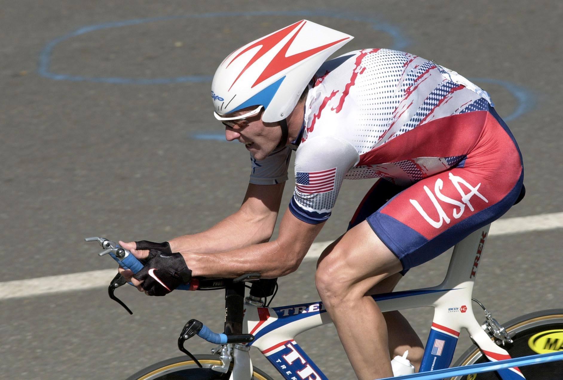 Lance Armstrong Olympics