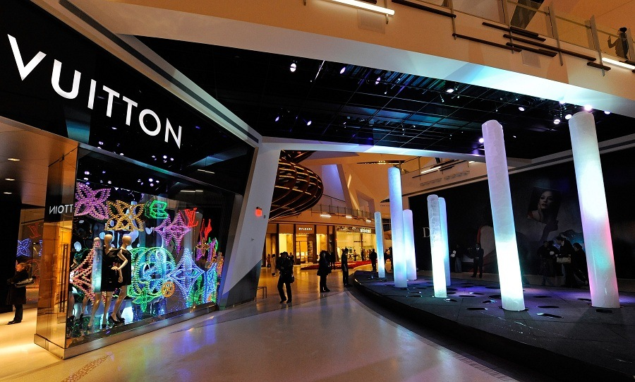 Grand Opening Of Crystals At CityCenter