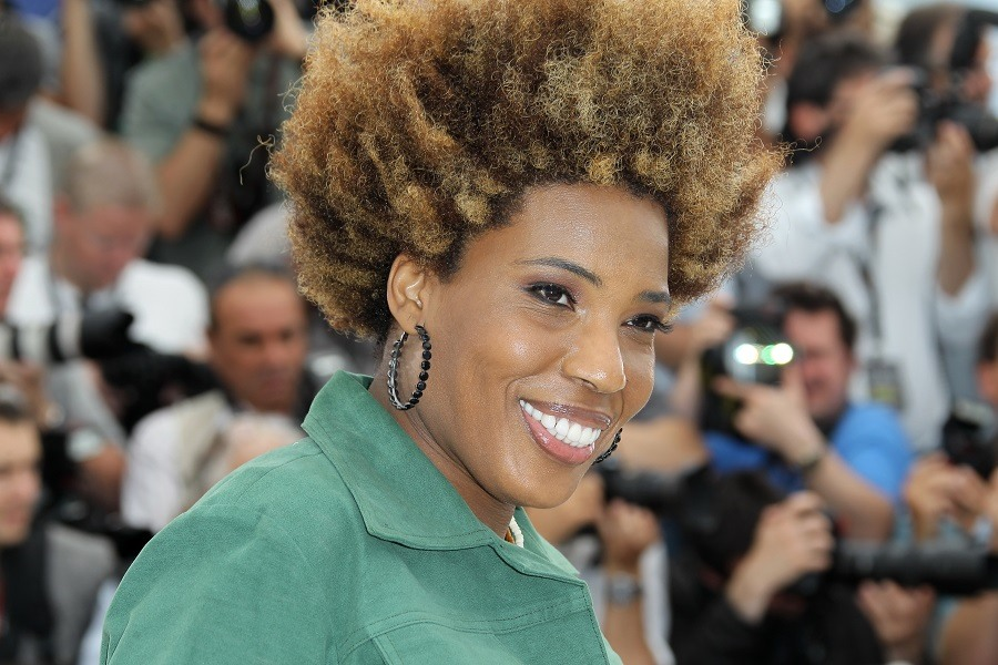 US actress Macy Gray