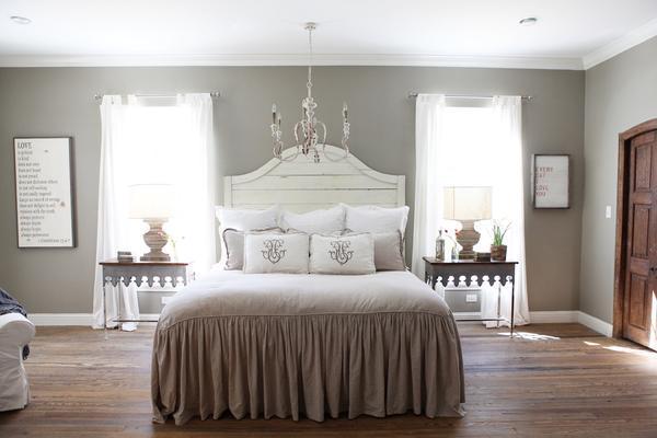 Magnolia Market farmhouse bedroom