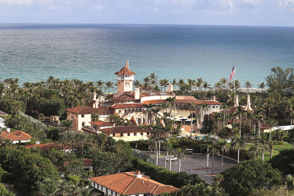 Mar-A-Lago resort Trump