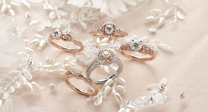 Marchesa rings