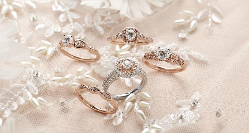 Marchesa rings
