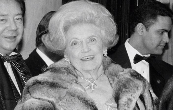 Mary Anne Macleod Trump older