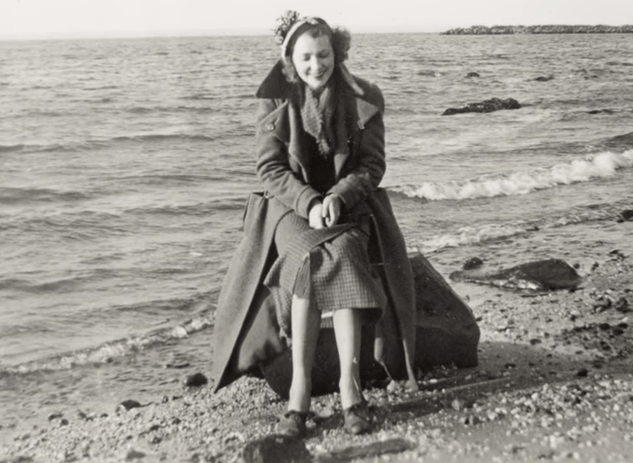 Mary Anne Macleod Trump young