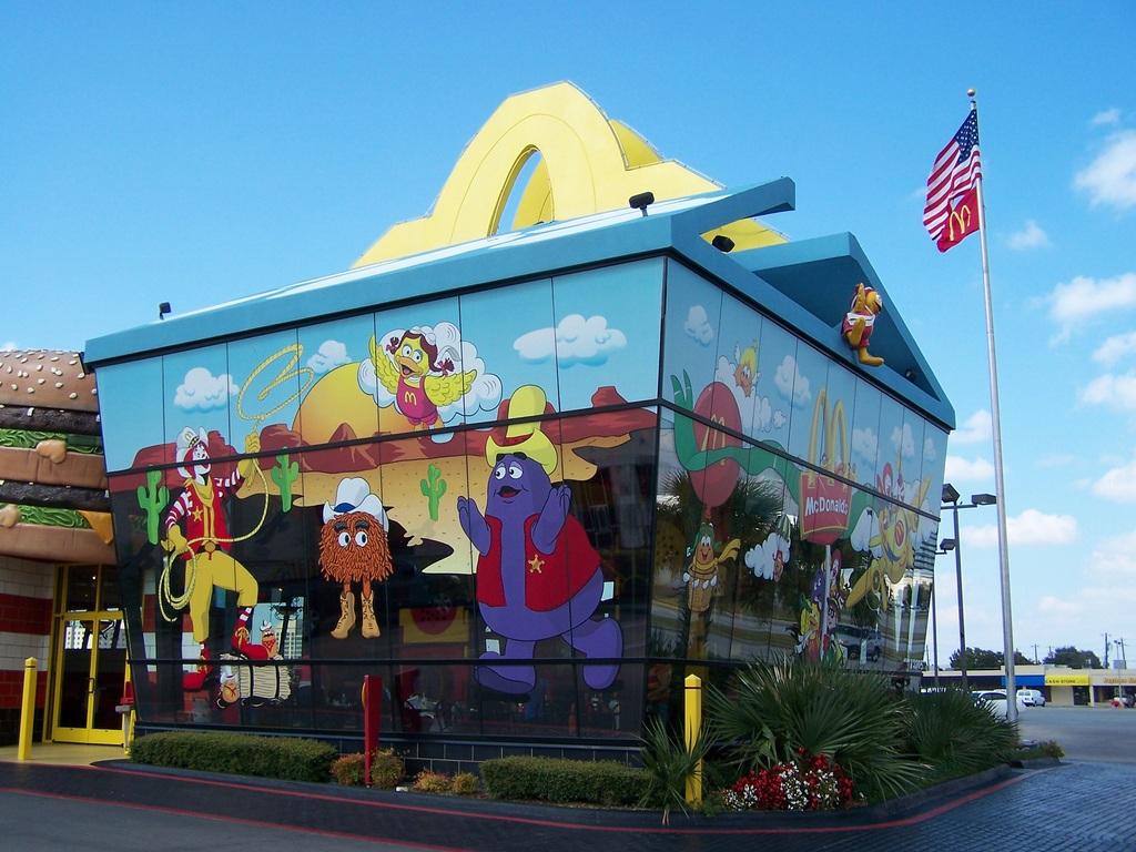 McDonald's Dallas