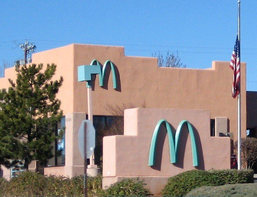McDonald's Sedona Big slick69