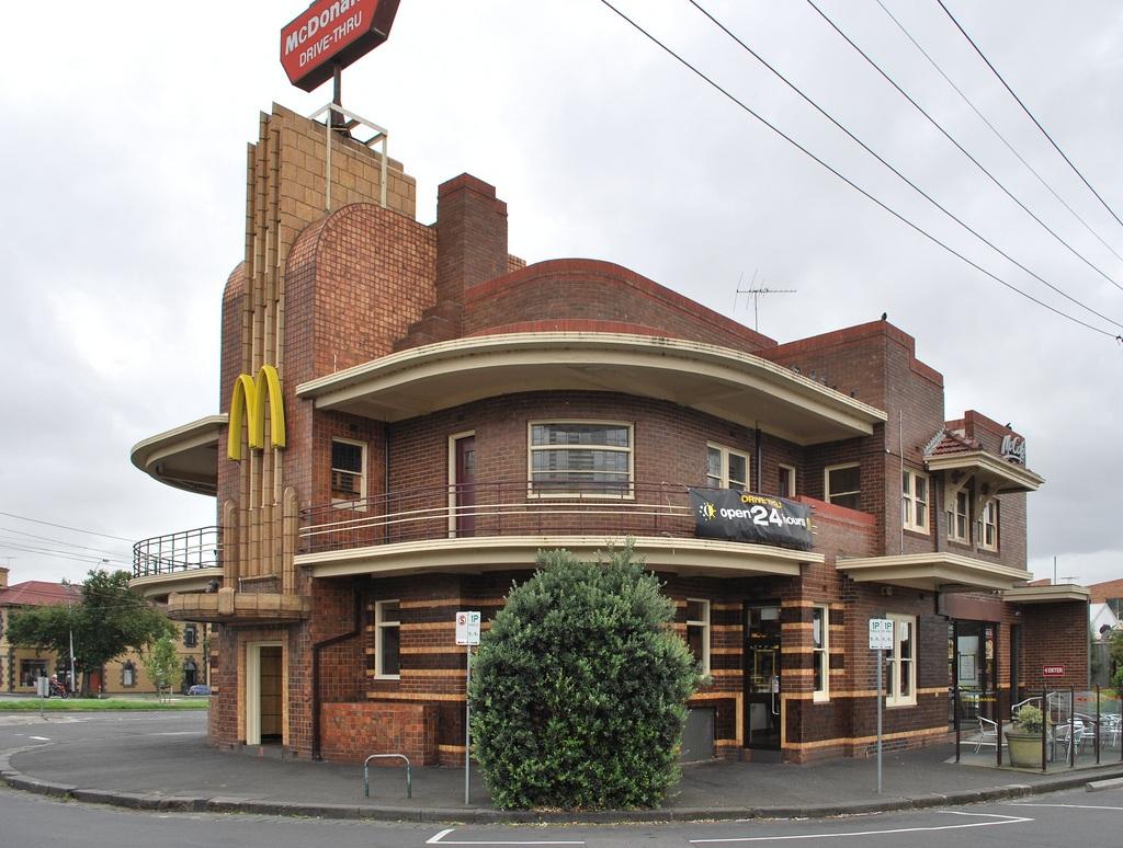 Melbourne McDonald's