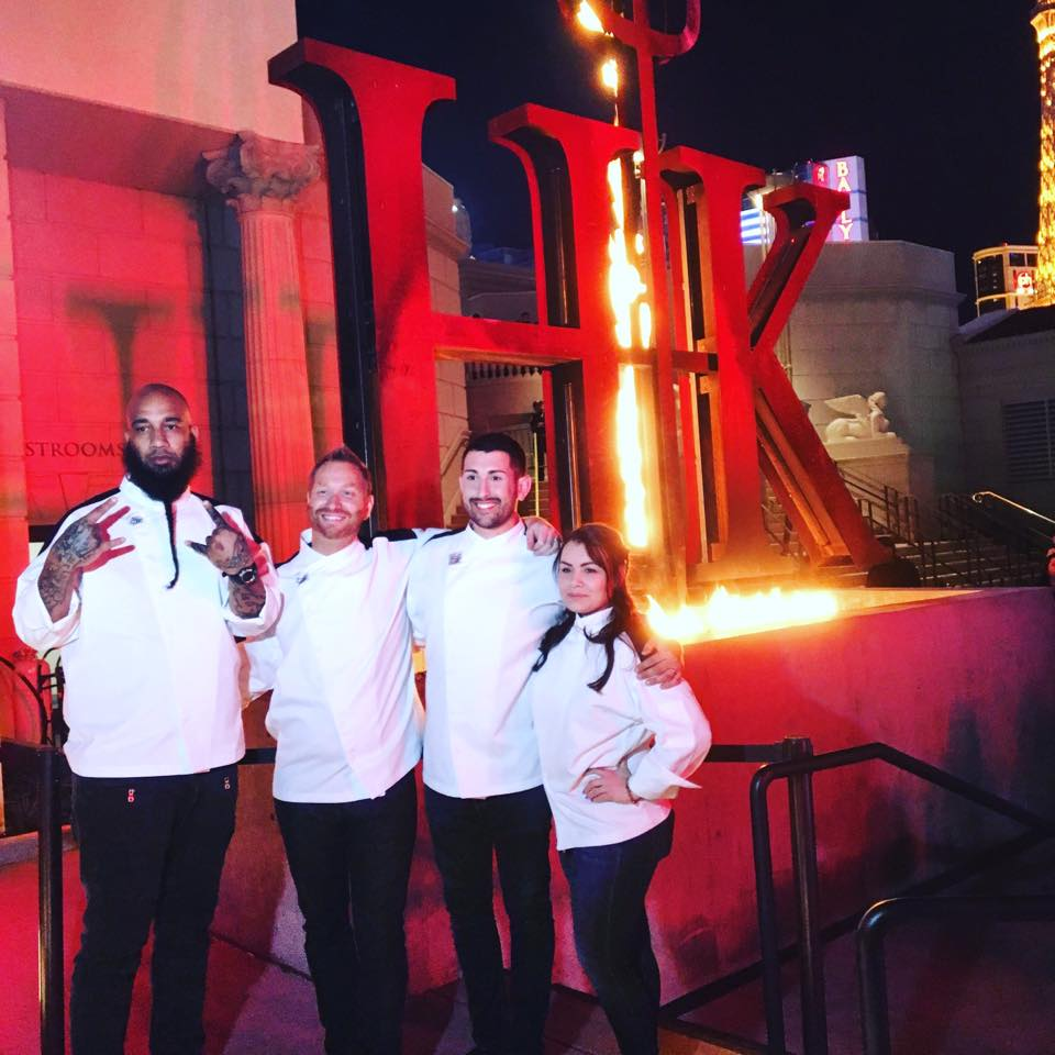 Hell S Kitchen Los Angeles Opening