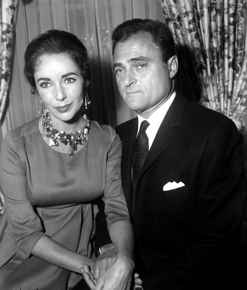 Elizabeth Taylor and Mike Todd