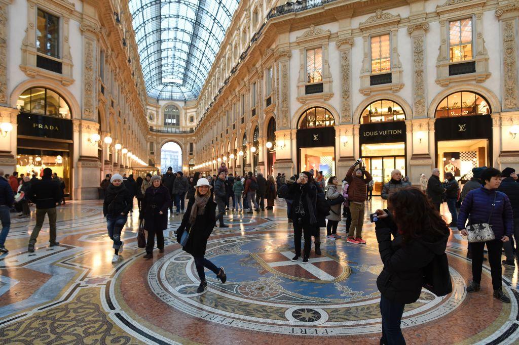 Galleria Vittorio Emanuele I