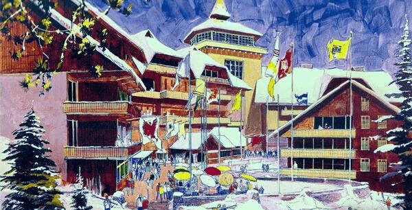 Mineral King Disney ski