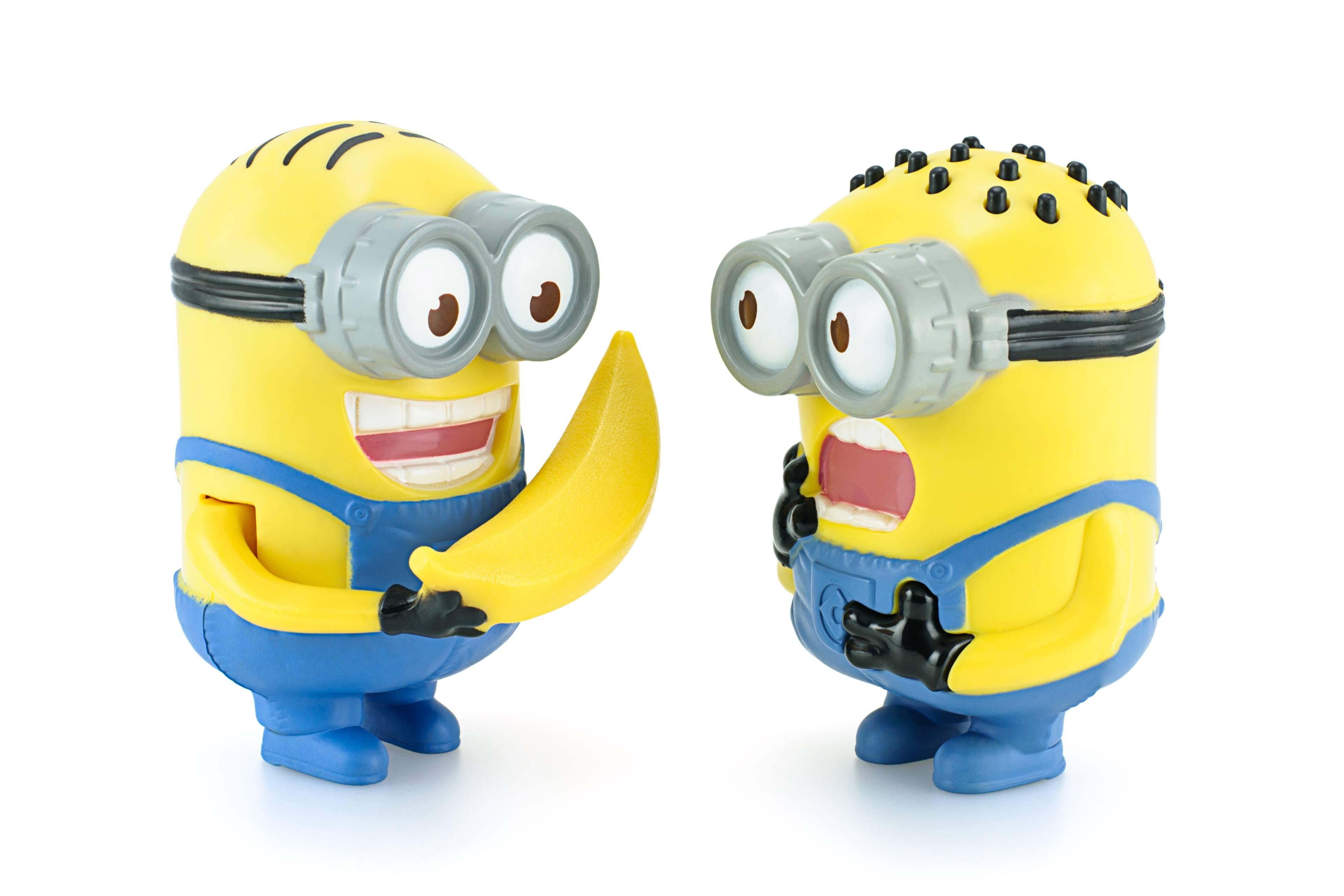 Minion McDonald's toy