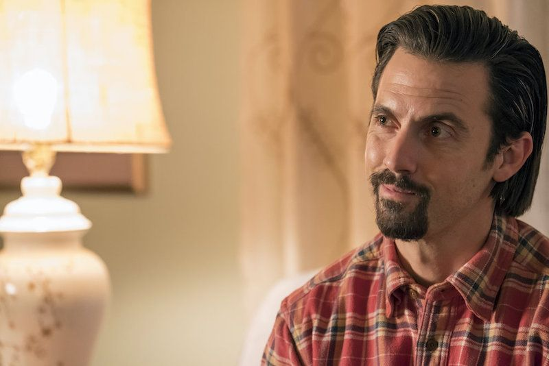 """THIS IS US -- """"That'll Be The Day"""" Episode 213 -- Pictured: Milo Ventimiglia as Jack -- (Photo by: Ron Batzdorff/NBC)"""