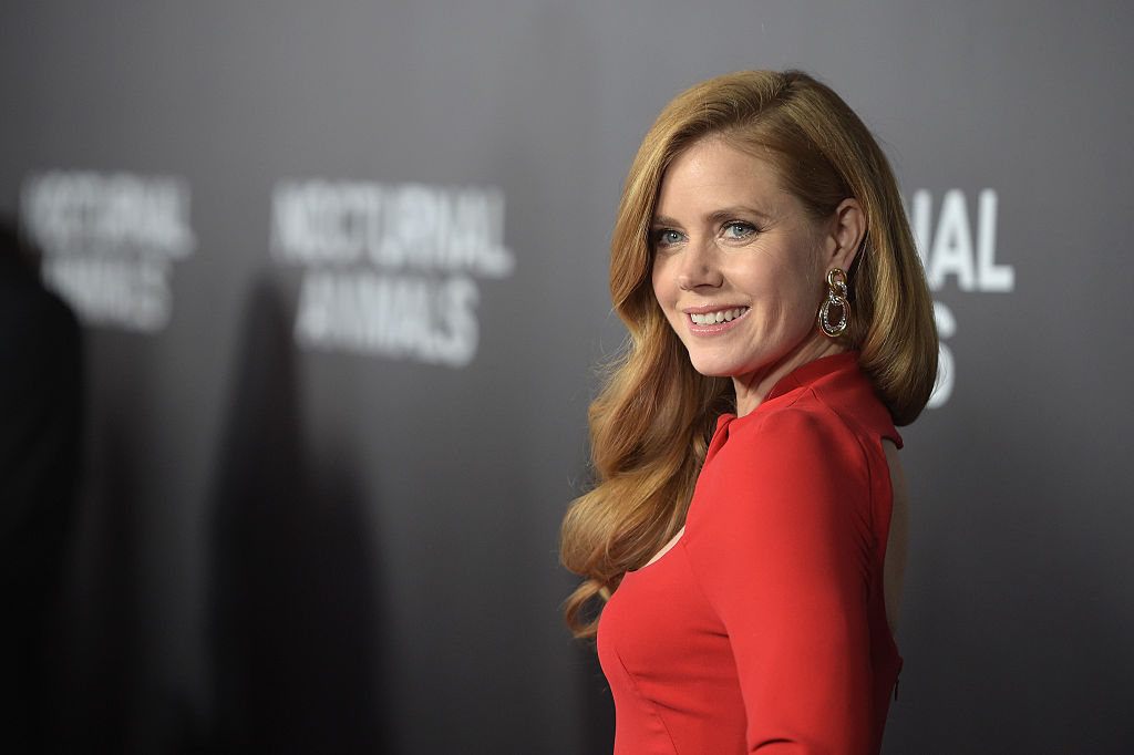 Amy Adams attends the New York Premiere of Tom Ford's 'Nocturnal Animals' at The Paris Theatre