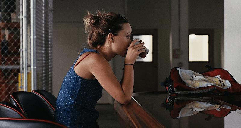 Olivia Wilde in Drinking Buddies