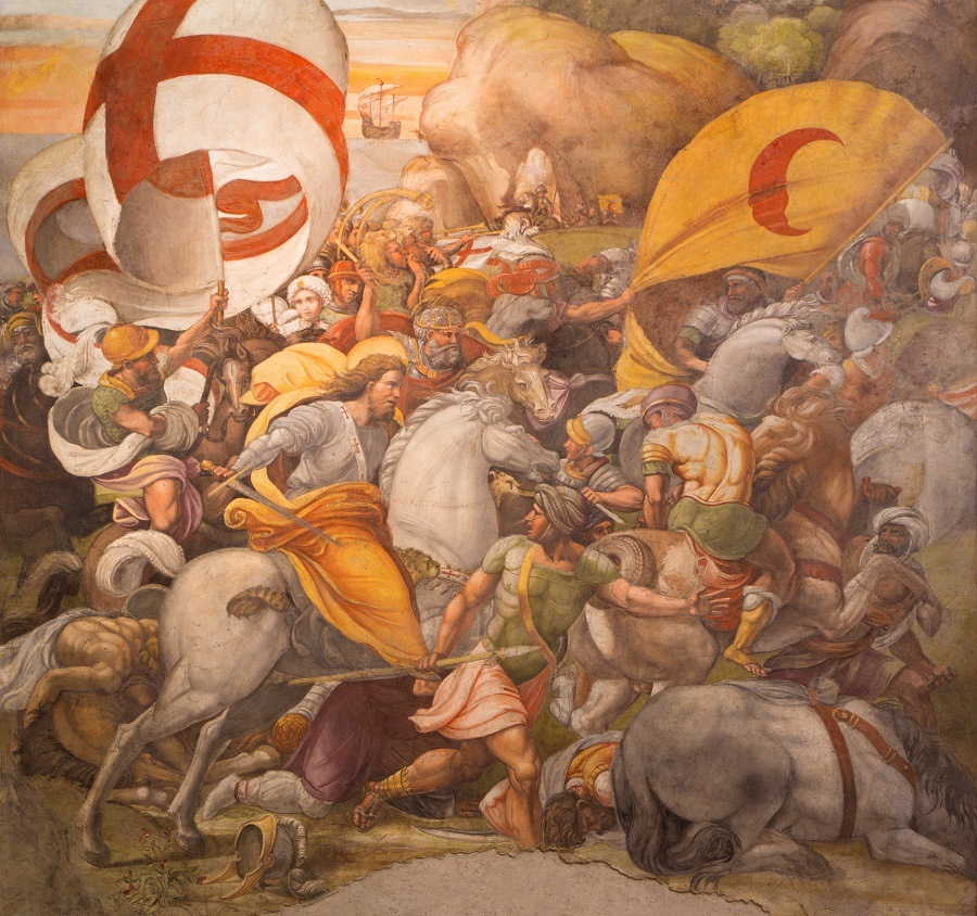War with the Turks