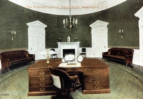 Oval Office Taft