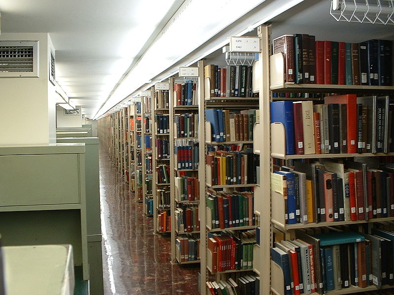 Pattee Library Penn State