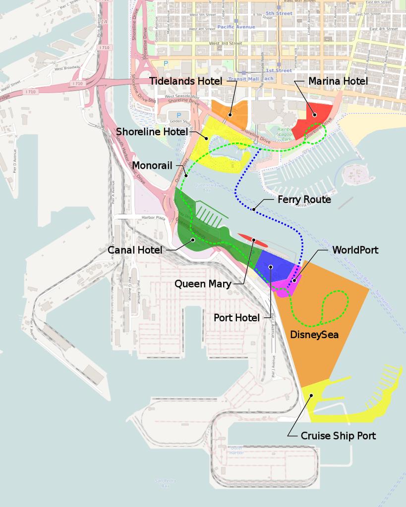 Port Disney