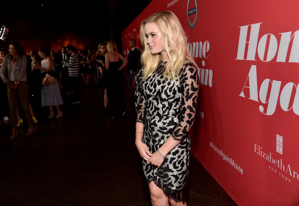 "Ava Phillippe attends the premiere of Open Road Films' ""Home Again"""