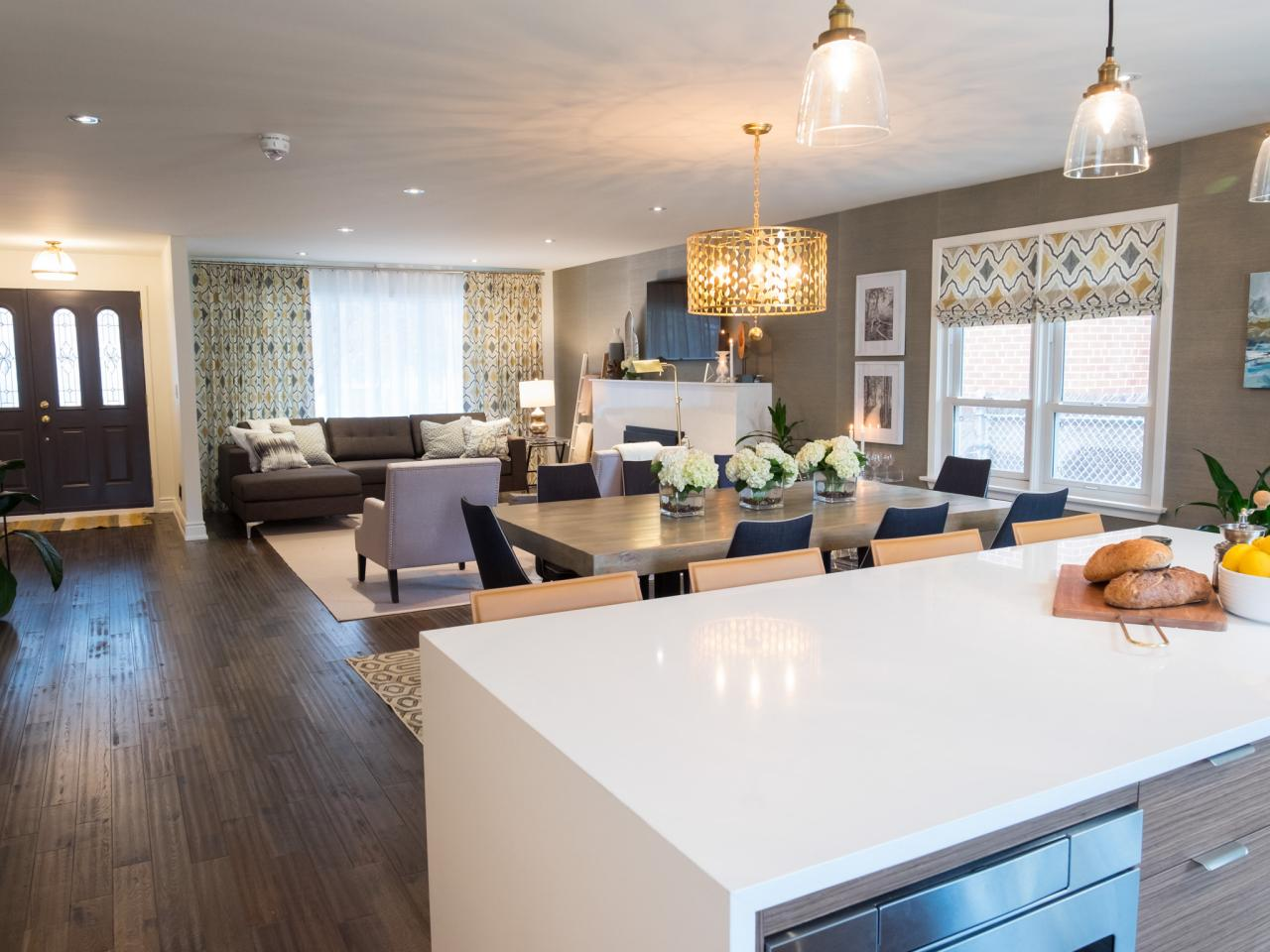 Property brothers interior