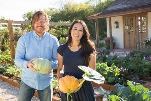 These Are the Plants That Joanna Gaines Grows in Her Garden Every Year