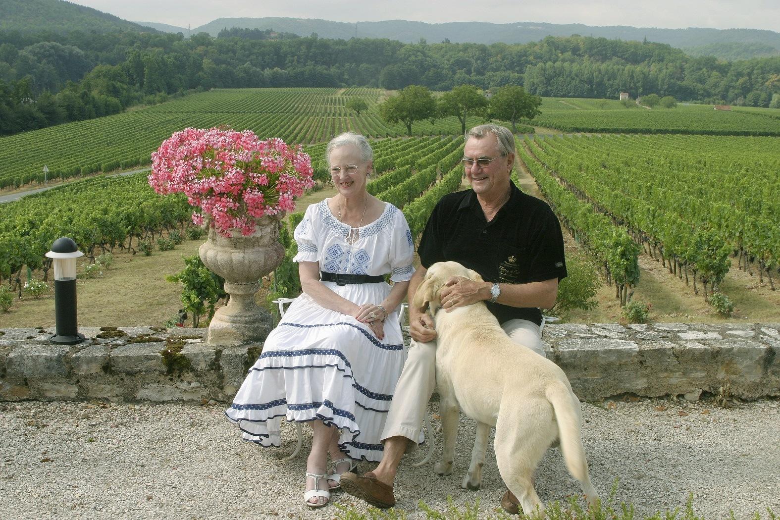 Danish Royals Enjoy Summer Vacation