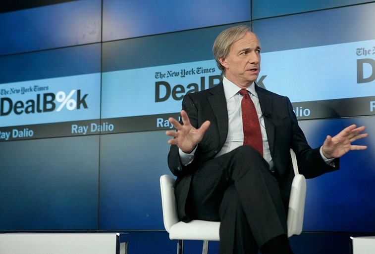 Ray Dalio from Bridgewater Associates