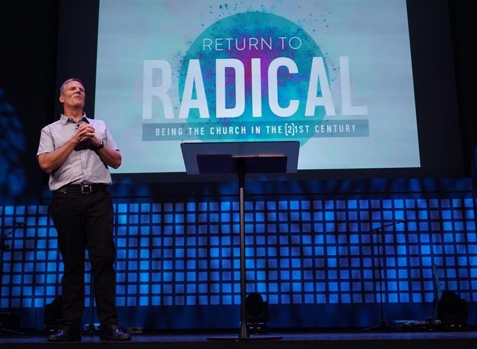 Return to Radical Antioch church