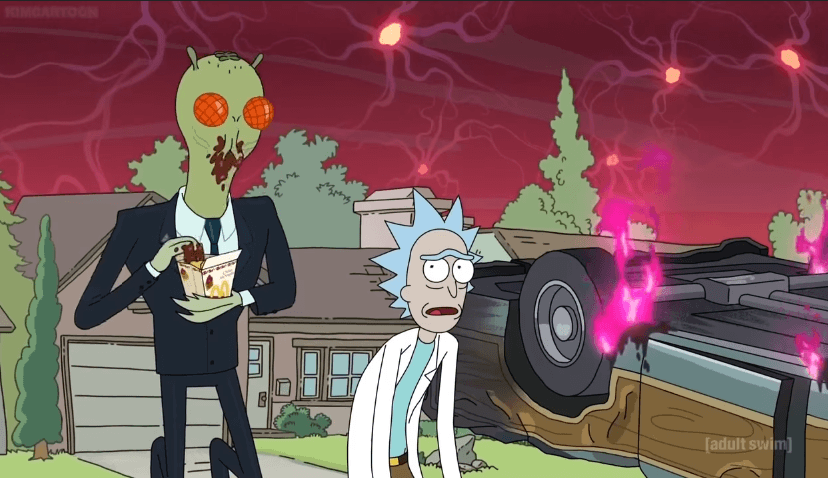 Rick and Morty Szechuan sauce 2