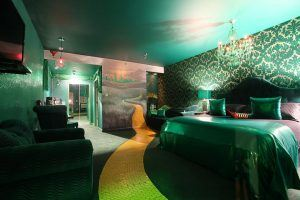Spend the Night in Oz and Other Amazing Themed Hotel Rooms