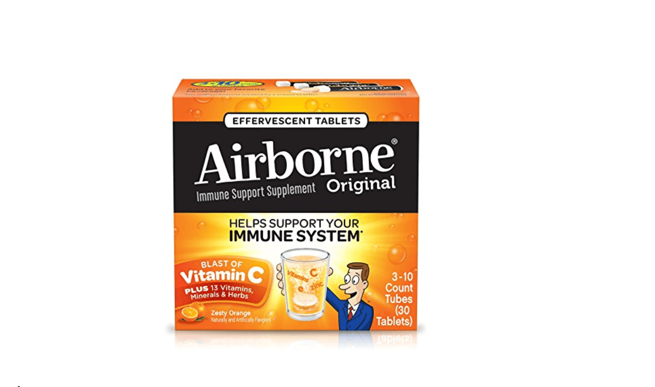 Airborne Cold Remedy