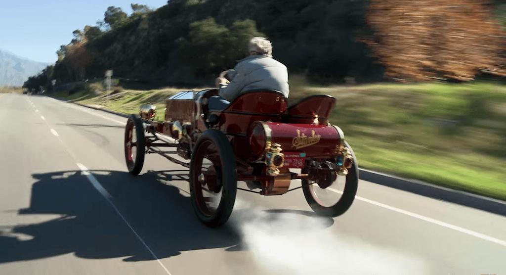 1906 Stanley Steamer Vanderbilt Cup Racer