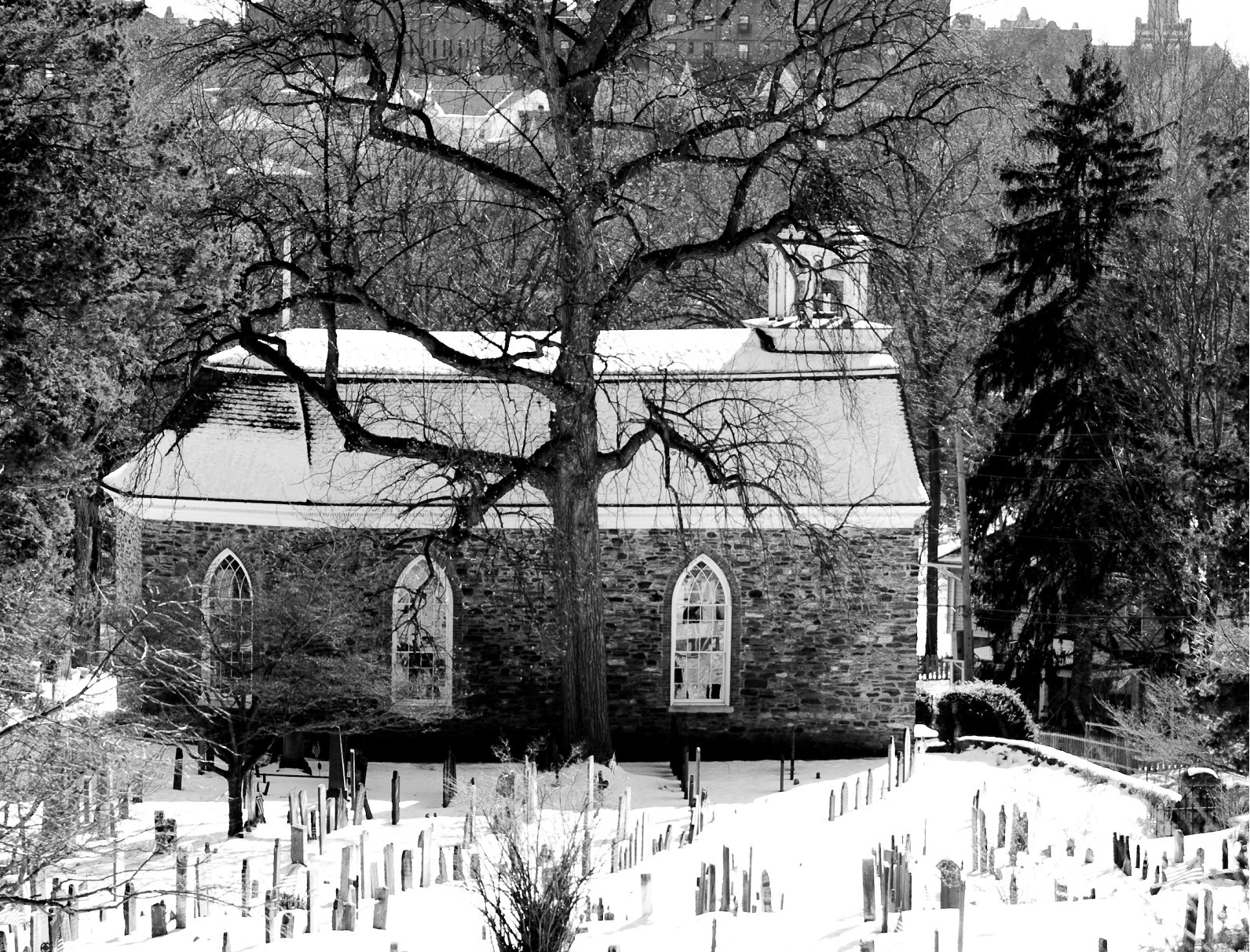 Old Dutch Church, Sleepy Hollow
