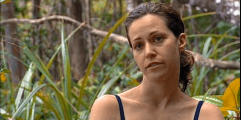 Stacey Stillman on Survivor