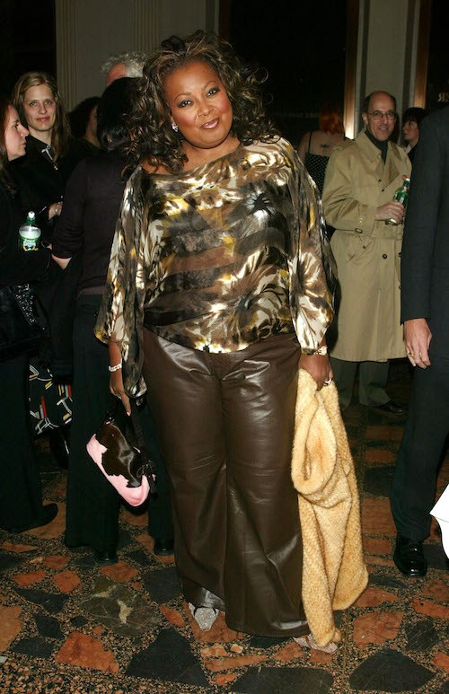 Star Jones at an event in Hollywood.