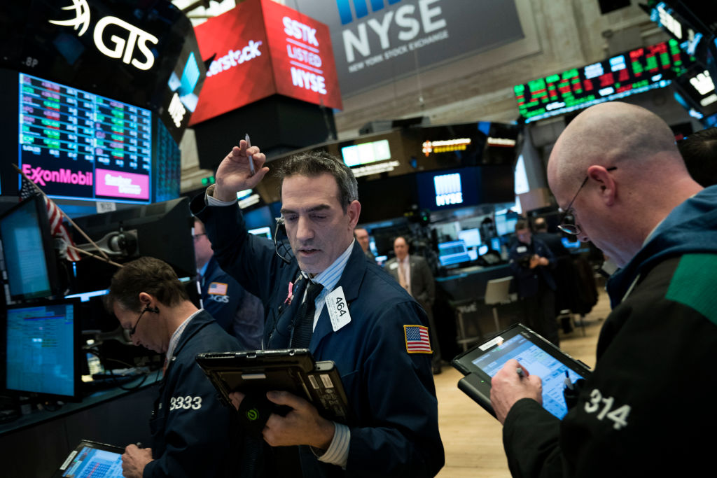 Markets React To Federal Reserve Interest Rate Decision
