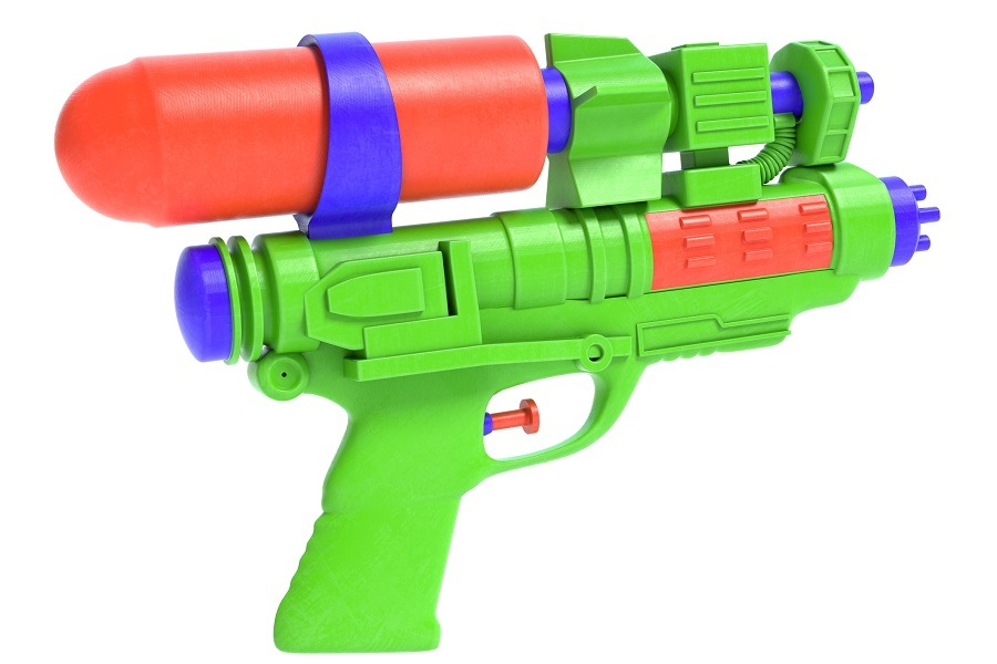Super-Soakers