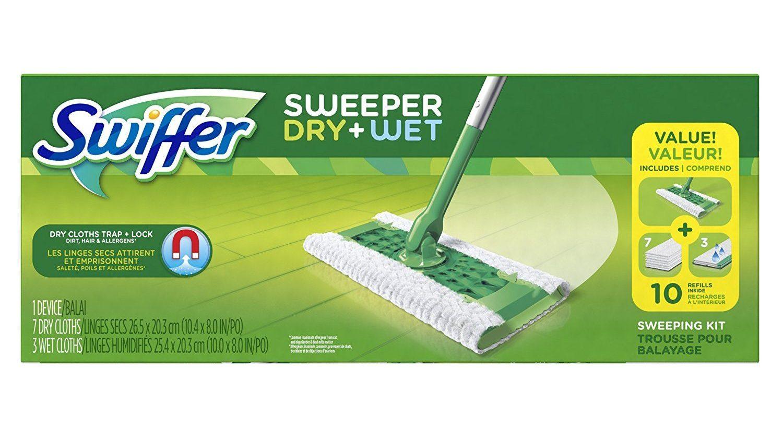 Swiffer sweeper mop
