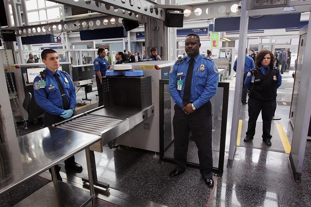 Transportation Security Administration (TSA) officers
