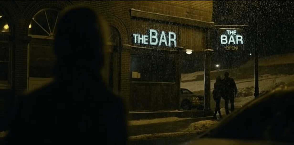 The Bar Gone Girl